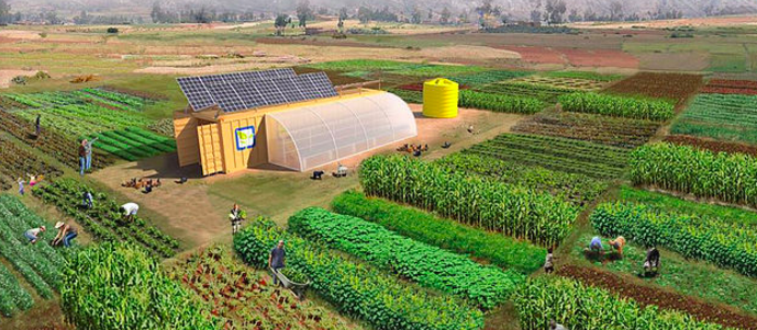 Farm From A Box Tool Kit For Tech Powered Agriculture